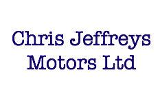 Chris Jeffreys Motors Ltd Logo