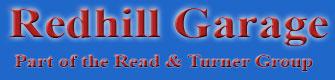 Redhill Garage Logo