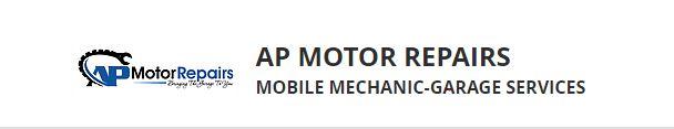 AP Motor Repairs Logo