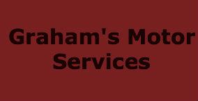 Graham's Motor Services Logo