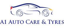 A1 Auto Care & Tyres Logo