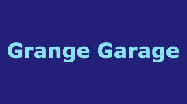 Grange Garage - OX16 4SP Logo