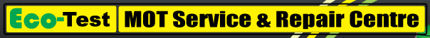Ecotest Mot And Service Centre - Bracknell Logo