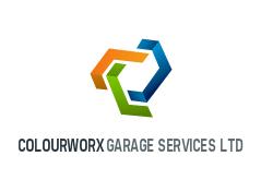 Colourworx Motors Ltd Logo