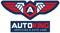AutoKing Servicing & Autocare Logo