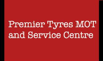 Premier tyres mot and service centre Logo