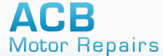 ACB Motor Repairs Logo