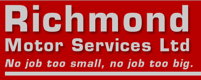 Richmond Motor Services Ltd Logo