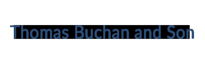 THOMAS BUCHAN AND SON Logo