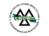 U R Mots Ltd Logo