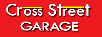 Cross Street Garage - SN1 2EL Logo