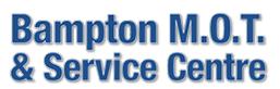 Bampton MOT and Service Centre Logo
