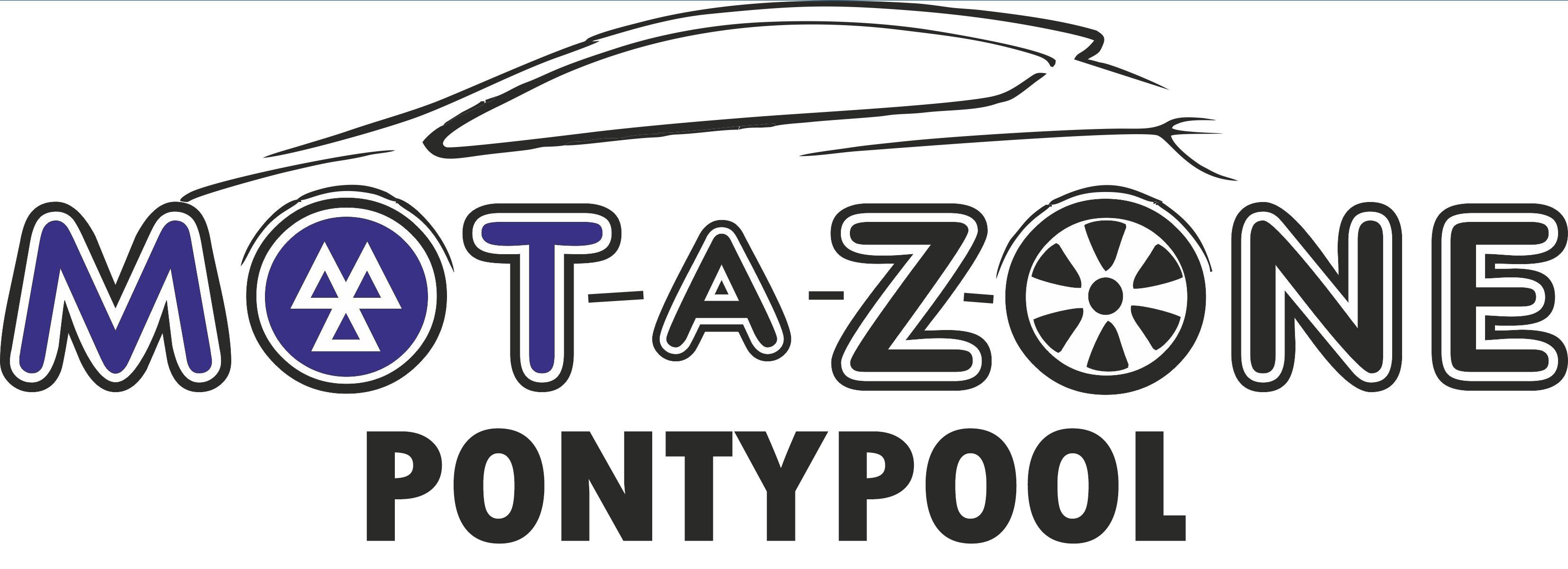 Panteg Service Station Logo