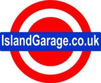 Island Garage Logo