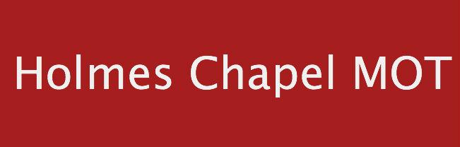 Holmes Chapel MOT - formerly C W Motors (Macclesfield) Logo