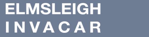 ELMSLEIGH INVACAR Logo
