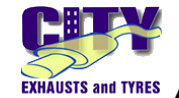 City Exhausts and Tyres Logo