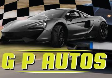 G P Autos-Carmarthen Logo