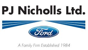 P J Nicholls(Pershore) Logo