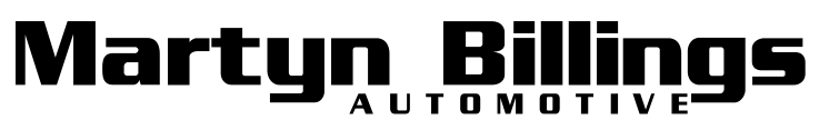 Martyn Billings Automotive Logo
