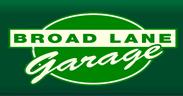 Broad Lane Garage Logo