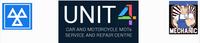 Unit 4 Vehicle Repairs Logo