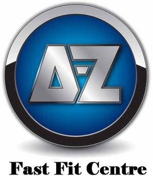 A-Z Fast Fit Centre Logo