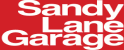 Sandy Lane Garage Logo