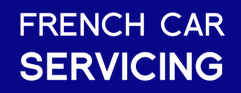 French Car Servicing Logo